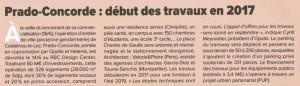 2016-06-21 - LA LETTRE M - PRADO DEBUT DES TRAVAUX EN 2017
